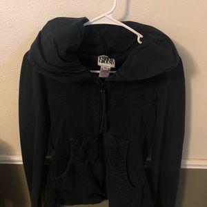 Prairie Underground Jackets & Coats - Prairie Underground Cloak Hoodie